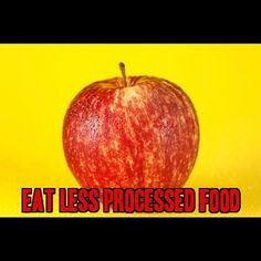 Eat more whole foods and less processed foods to achieve better health! Image courtesy of foto76 at FreeDigitalPhotos.net