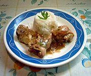 Conejo en cazuela con ajos rojos. Clic en la imagen para ver la receta.