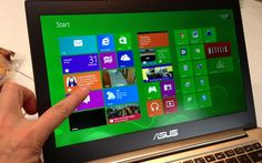 Microsoft's dual-interface touchscreen Windows 8 gamble isn't so crazy after all.