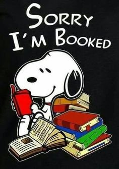 I learned to read at age four so I could Peanuts in the Sunday Comics. I named my first pet Snoopy on my fourth birthday. And I still love reading today, 56 years later. Snoopy Love, Charlie Brown And Snoopy, Snoopy And Woodstock, I Love Books, Good Books, My Books, Peanuts Cartoon, Peanuts Snoopy, Phrase Cute