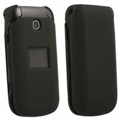 LG Envoy 2 Compatible Rubberized Protective Cover - Black - $7.95