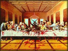 Satan's Last Supper