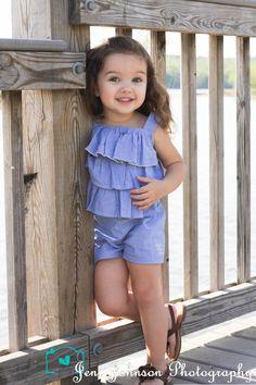 2 year old girl, photography, pier, cute https://www.facebook.com/JeniJPhotography