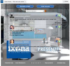 Text Contest Ixina France - Powered by #Socialshaker