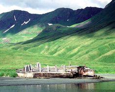 Attu, Aleutian Islands, Alaska