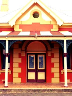 Beautiful Glen Innes Railway Station.