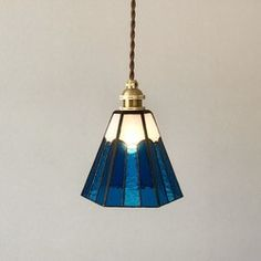 Miniature Furniture, Light, Glass, Stained Glass, Lights, Pendant Light, Glass Pendants, Ceiling Lights, Stained Glass Panels