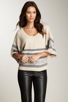 Patterned Crop Top |Pinned from PinTo for iPad|