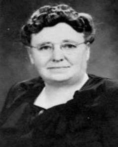 Eunice Ingham, mother of reflexology.