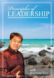 PRINCIPLES ON LEADERSHIP WITH BROTHER YUN by BROTHER YUN. Brother Yun (Liu Zhenying) is an internationally recognized speaker and author (LivingWater) who currently lives in Germany. Available from CUM Books.