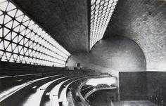 Frontón Recoletos (1935) / Se demolió en 1973