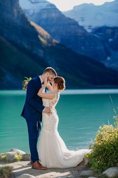 How to Get Married in 2020: Elope Now & Party Later! Can't go ahead with your wedding as planned? Have a mountain adventure elopement instead. Elopement Planner in the Canadian Rocky Mountains. Your love doesn't have to wait! Have an intentionally small wedding that is safe & celebrate next year! Get married in spite of coronavirus. How to get married in the age of COVID-19. Elopement inspiration. Have an amazing wedding in spite of coronavirus. Intimate weddings  & elopements are trending. Engagement Photo Inspiration, Elopement Inspiration, Got Married, Getting Married, Local Photographers, Intimate Weddings, Wedding Coordinator, Outdoor Ceremony, Destination Wedding