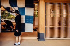 Japanese tradition, mid-centruy modernism and healing hot springs