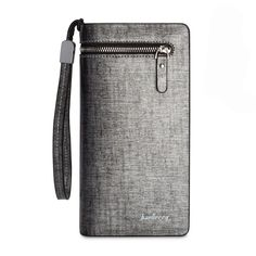 Cheap purse male, Buy Quality long wallet directly from China baellerry men Suppliers: New Baellerry Men PU Leather Large Capacity Organizer Long Wallet Money Coin Purse Male Pocket Pochette Clutch Bag Card Holder Phone Wallet, Clutch Wallet, Men Wallet, Man Purse, Leather Men, Purses, Men's Bags, Leather Wallets