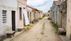 Il villaggio italiano dove sembra di essere nel Far West