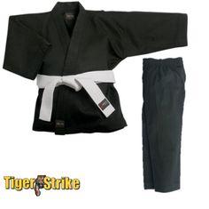 Swift Martial Arts White Uniform MTI Jacket Pants Belt Size 2 Taekwondo Approved