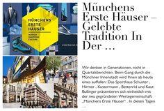 Münchens Erste Häuser – gelebte Tradition in der Innenstadt