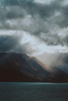 Moody Nature — banshy:   Tooth Peaks // Kyle Kuiper