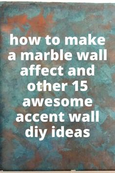Update your home decor for cheap with a quick and easy accent wall. Freshen up your home decor with these DIY ideas for your bathroom, bedroom and living room. #diy #accentwall #homedecor Wood Spa, Funky Wallpaper, Leaf Stencil, Diy Ideas, Wall Ideas, Decor Ideas, Rainbow Painting, Faux Brick, Rainbow Wall