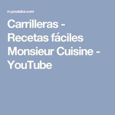 Carrilleras - Recetas fáciles Monsieur Cuisine - YouTube