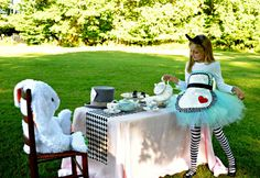 Hey, I found this really awesome Etsy listing at https://www.etsy.com/listing/160917944/alice-in-wonderland-tutu-dress-costume