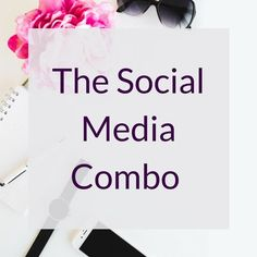 The Social Media Combo package includes:  One month of daily scheduled posts (1 post for each day of the month) on two of your chosen platforms (choose between Instagram, Facebook or Twitter) The deal:  I can curate the content for your posts (based on your provided topics) or you can provide your own content I can source or create images for posts if needed You agree to use a scheduler for posts (such as Later app) and you will handle the notifications on your phone ***for Instagram use…