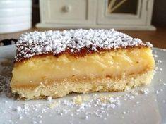 Tarta de LIMON - Este es el postre perfecto para terminar una comida especial. Facilisimo de hacer! - Hacer Juntos