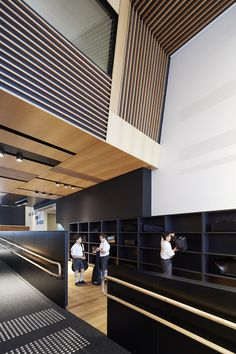 Centro de Música Victor McMahon,© Peter Clarke