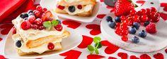 Recette Petits Tiramisùs feuilletés au fruits rouges et encore plus de recettes sur www.ilgustoitaliano.fr