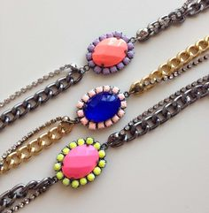 EllandEmm - Royal Eye Bracelet, $34.50 (http://www.ellandemm.com/royal-eye-bracelet/)