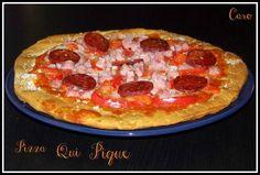 Pizza qui pique
