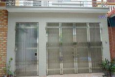 Báo giá cửa xếp INOX, cửa cổng INOX tại Hà Nội