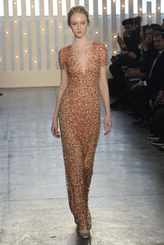Jenny Packham RTW Fall 2014 - Slideshow - Runway, Fashion Week, Fashion Shows, Reviews and Fashion Images - WWD.com