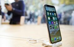 SIM-free iPhone X available for sale in Apple's online store in US