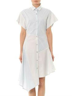 Eudon Choi Erygium cotton shirt dress