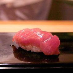 Tonfisk hos Sukiyabashi Jiro