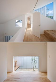 Complex House: Quite perplexing - Japanese Architecture, Small Houses Japanese Architecture, Modern Architecture, Desert Temple, Japanese Interior Design, Japanese House, Small Houses, Dream Homes, Decorating Tips, Future House