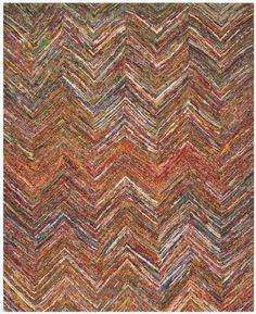 Safavieh Nantucket Collection NAN141B Handmade Abstract Chevron Multicolored Cotton Area Rug (4′ x 6′)  Check It Out Now     $96.99    The textural mastery of New England's fiber artists is on full display in the brilliant colors and impeccable constru ..  http://www.handmadeaccessories.top/2017/03/17/safavieh-nantucket-collection-nan141b-handmade-abstract-chevron-multicolored-cotton-area-rug-4-x-6/