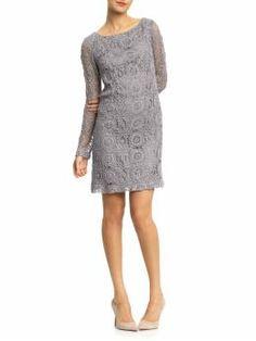 Grey lace - Trina Turk Meyer Dress   Piperlime