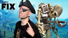 Sea of Thieves Day One Patch Is a Joke - IGN Daily Fix Sea of Thieves day one patch is just that Epic Games is giving away assets Ex-Ubisoft Massive devs announce a new shooter and an awesome giveaway presented By MLB The Show 18! March 19 2018 at 10:00PM  https://www.youtube.com/user/ScottDogGaming