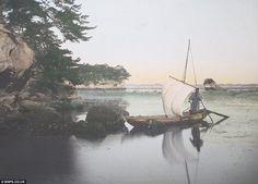 100年前の日本の写真