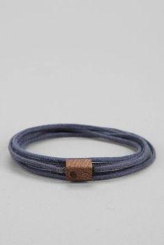 Omerica Organic Cotton Cord Wrap Bracelet