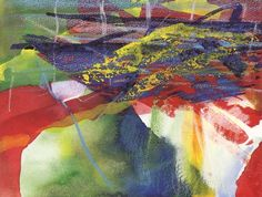 Gerhard Richter - Mountains