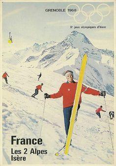 Lies deux Alpes, Isere