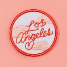 - Description - how to apply we love L.A. and how the smog turns pink at sunset…
