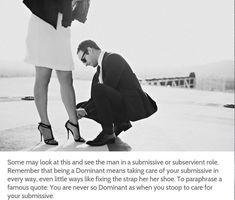 A Dominant and Submissive Are equal always. Daddys Little Girls, Relationship Goals, Relationships, Submissive, Chemistry, Equality, Gentleman, Handsome, Couple Photos