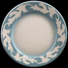 manufacturer: syracuse china pattern name: violets and daisies