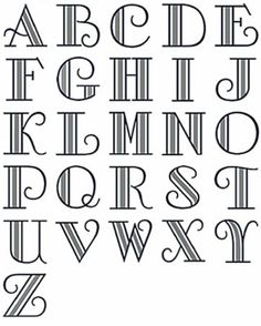 Very Easy Fancy Lettering To Copy And Draw By Hand Journal Alphabet Font Drawn Great For Journaling Scrapbooking