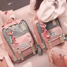 Tips: *Please double check above size Cute kawaii canvas backpack Fabric Material:Canvas Style : ; Mochila Kpop, Mochila Kanken, Cute Backpacks, School Backpacks, Popular Backpacks, Teen Backpacks, Canvas Backpacks, Colorful Backpacks, Leather Backpacks