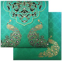 Designer Wedding Cards & Scrolls Wedding Invitations from India